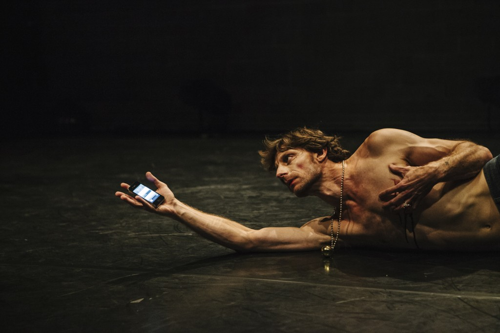 The Smartphone Project fabien prioville dance company