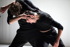 fabien prioville dance company - Experiment on chatting bodies