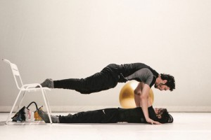 fabien prioville dance company - Time for us